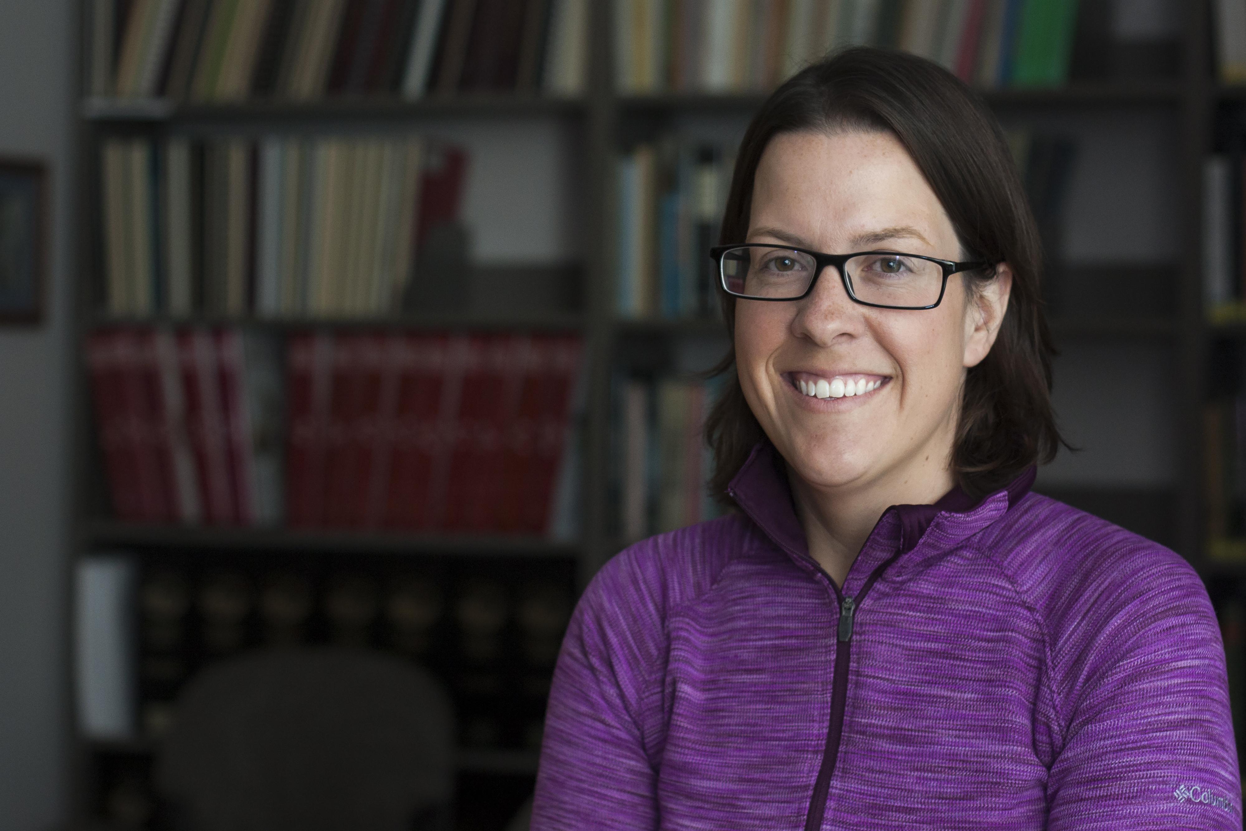 Photo of Brandi S. Coyner, Ph.D.