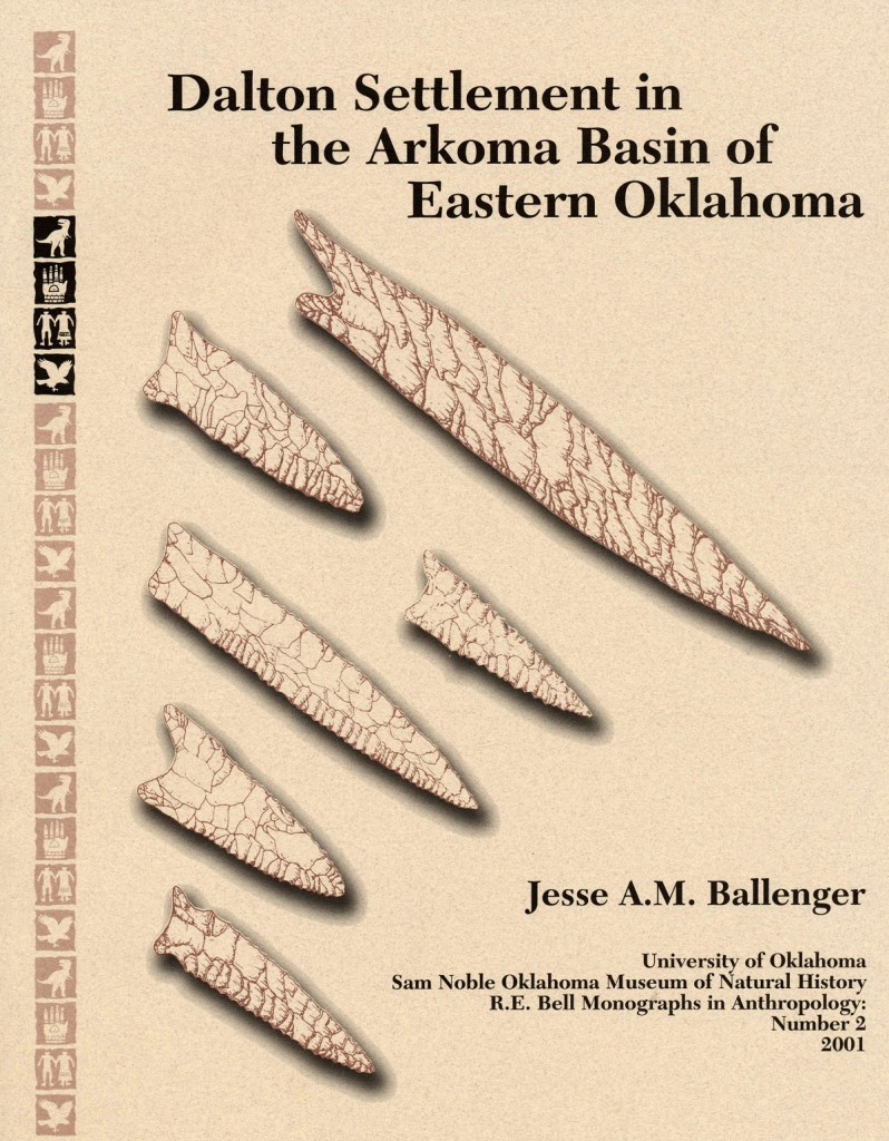 Jesse A.M. Ballenger Dalton Settlement in the Arkoma Basin of Eastern Oklahoma