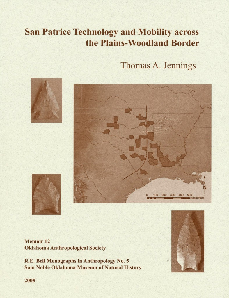 Thomas A. Jennings San Patrice Technology and Mobility across the Plains-Woodland Border