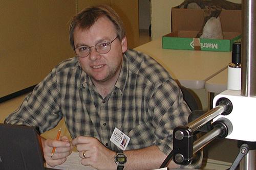 Photo of W. Desmond Maxwell, Ph.D.