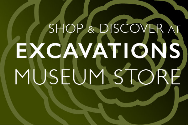 Link to Excavations: The Museum Store
