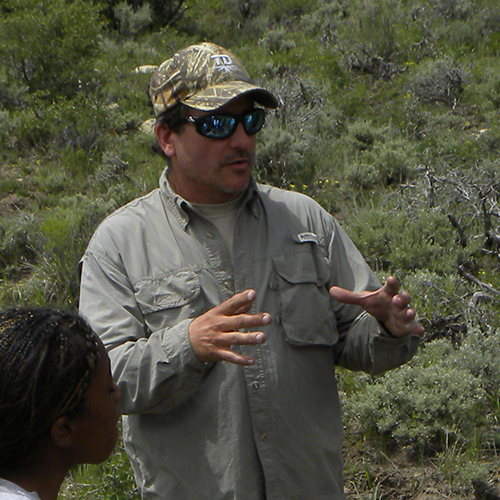 Photo of Kent Smith, Ph.D.