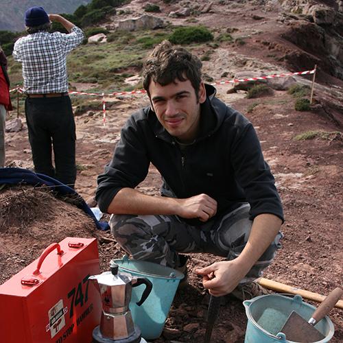 Photo of Marco Romano, Ph.D.