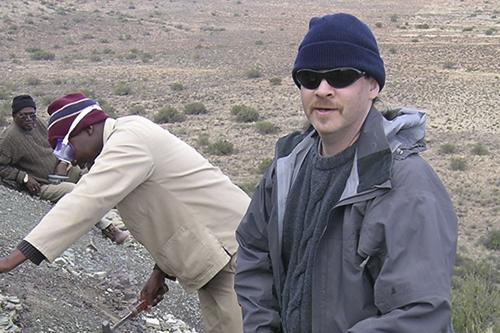 Photo of Sean Modesto, Ph.D.
