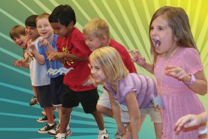 Free First Mondays for Kids