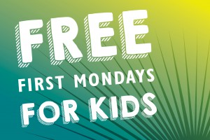 Free First Monday for Kids graphic