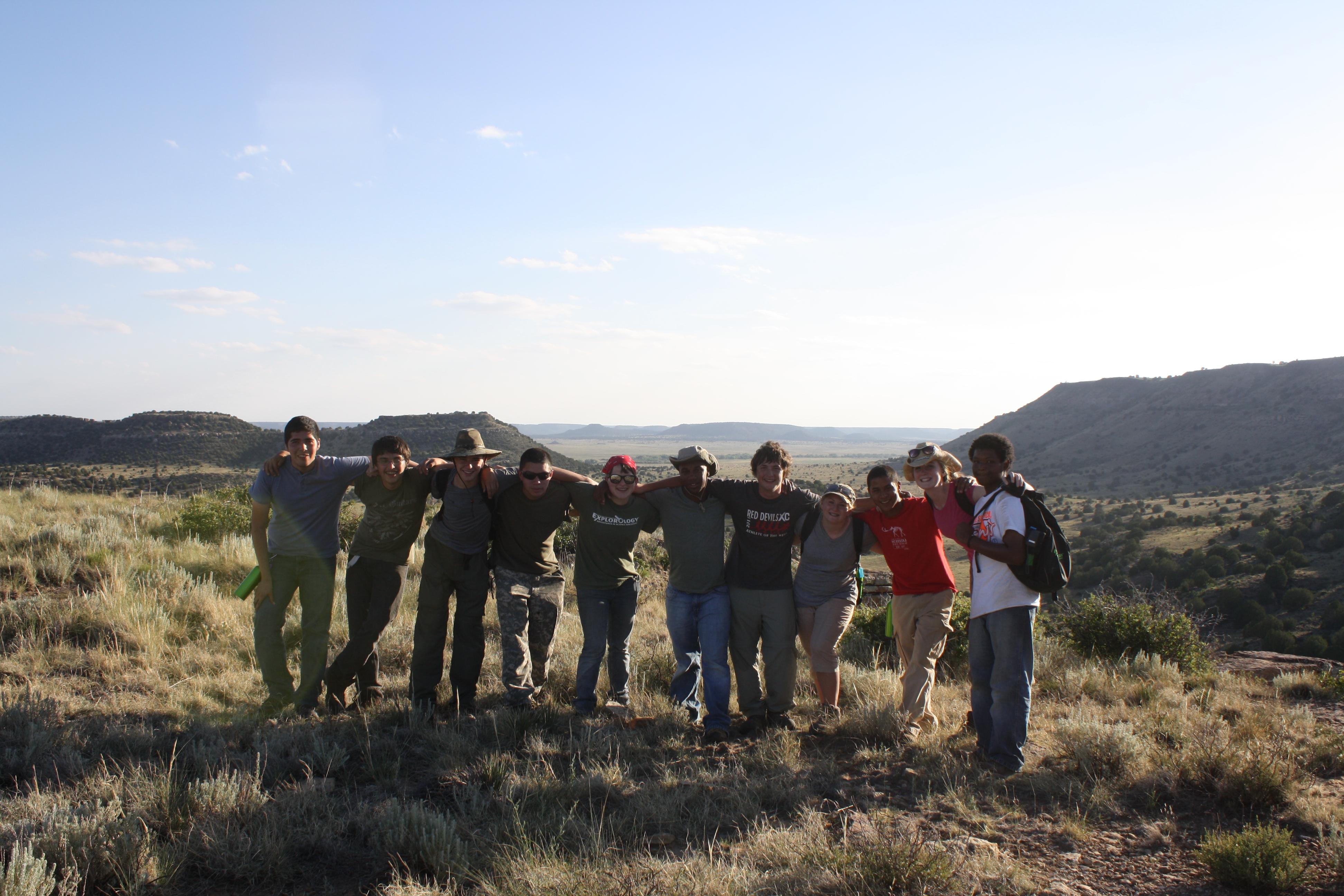 Paleo Expedition 2012
