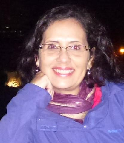 Photo of Lilian Paglarelli Bergqvist, Ph.D.