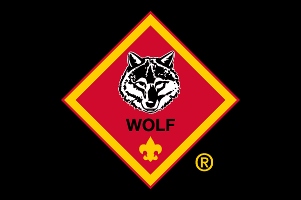 Wolf Cub Scouts graphic