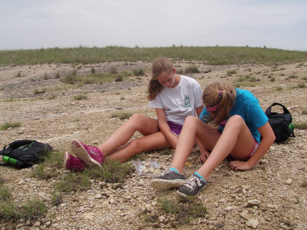 Oklahoma Science Adventure 2015