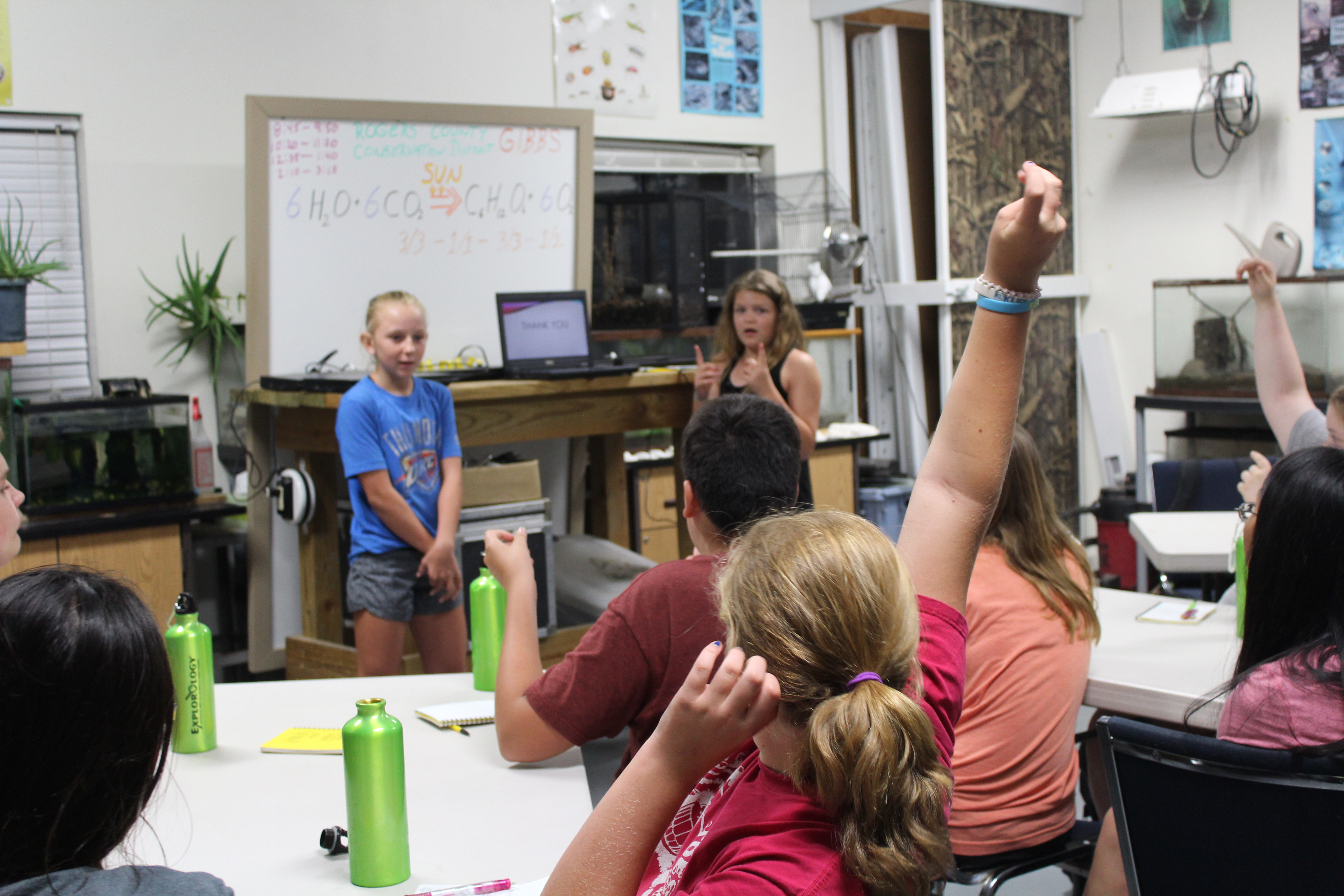 Oklahoma Science Adventure 2016