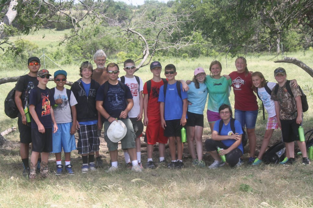 Oklahoma Science Adventure 2014