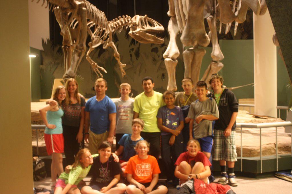 Oklahoma Science Adventure 2014