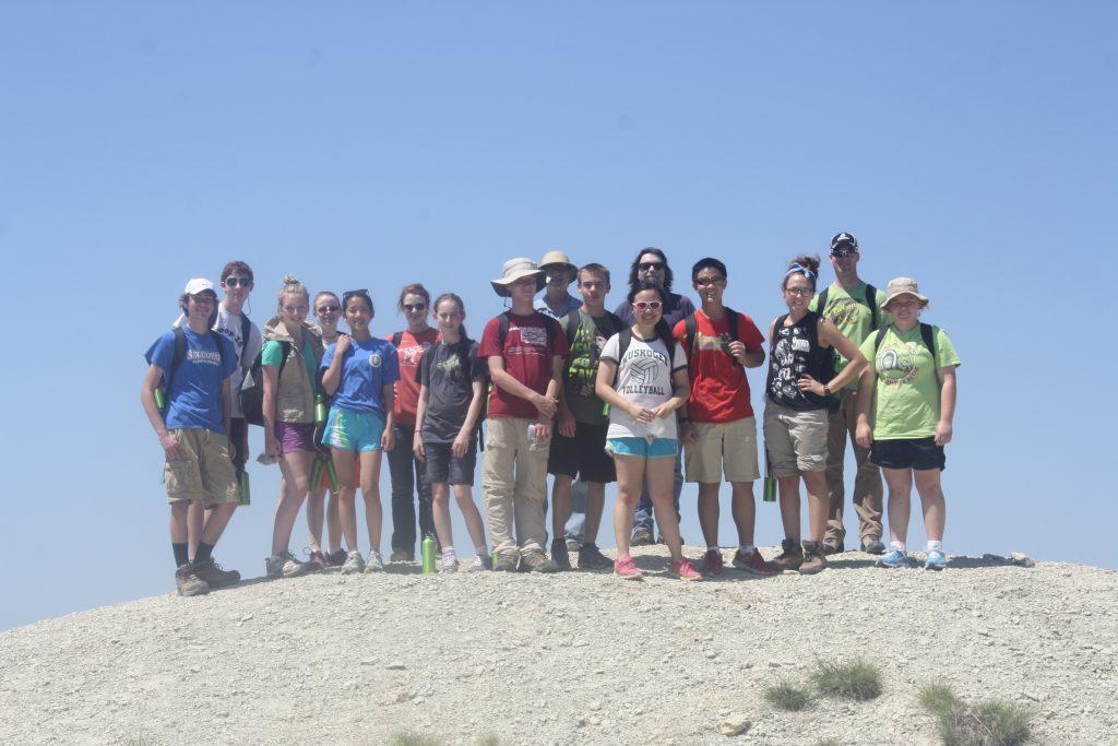 Paleo Expedition 2014