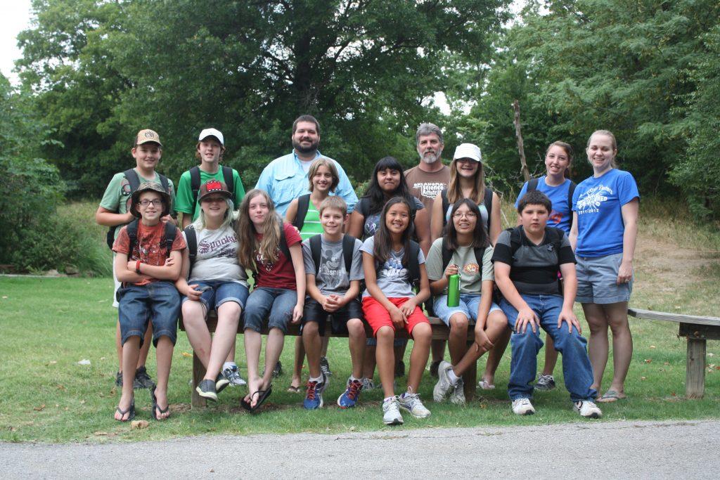 Oklahoma Science Adventure 2012