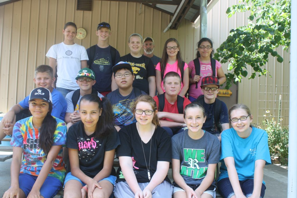 Oklahoma Science Adventure 2013