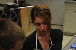 Photo of Haley O'Brien, Ph.D.