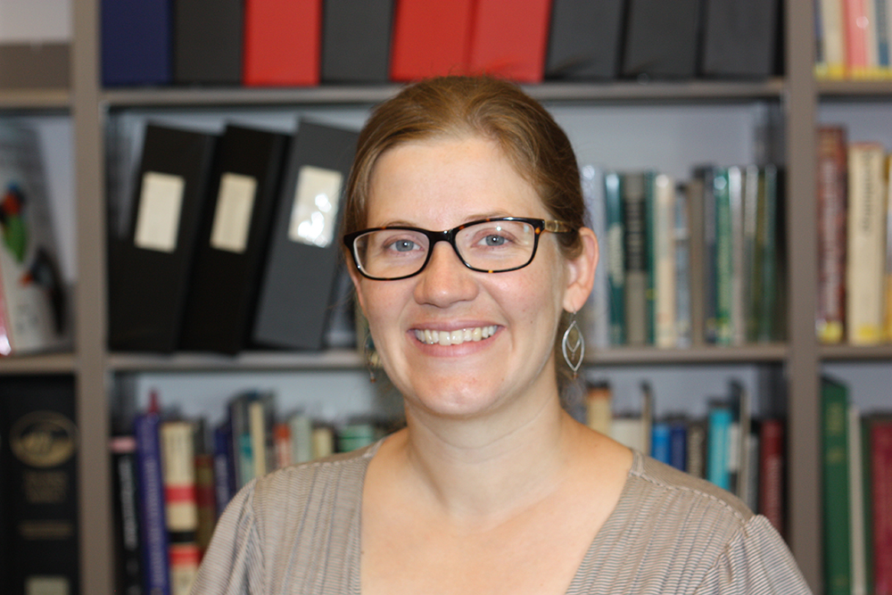 Photo of Hayley Lanier, Ph.D.