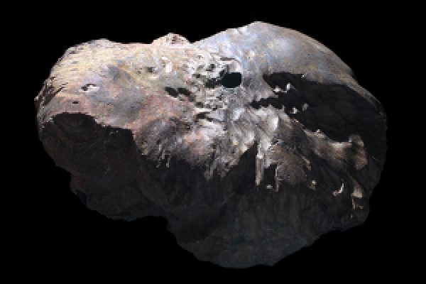 Link to Keyes Meteorite