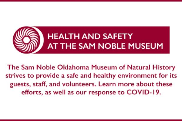 Link to Health and Safety at the Sam Noble