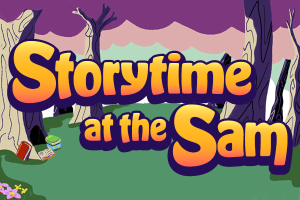 Link to Storytime at the Sam